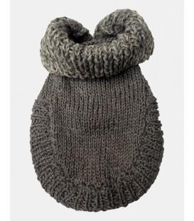 Pull YORK toy tricoté main uni